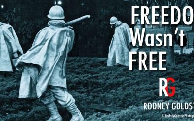 Freedom Wasn't Free