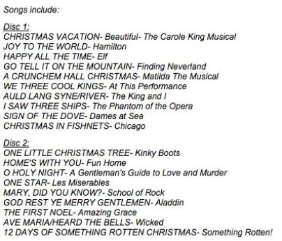 carols-for-a-cure-2015-track-listing