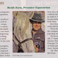 USDF Interview: Heidi Zorn, Premier Equestrian