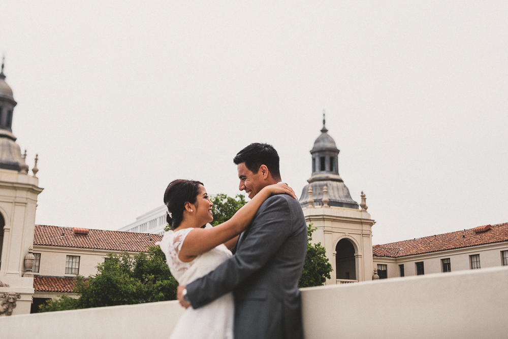 022- Cynthia and David - Beverly HIll Courthouse Wedding