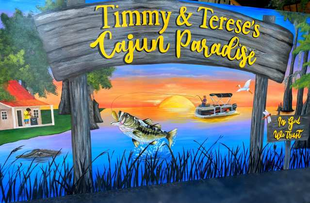 Timmy And Terese's Cajun Paradise
