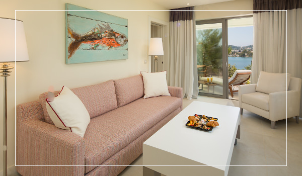 premium bungalow with jacuzzi