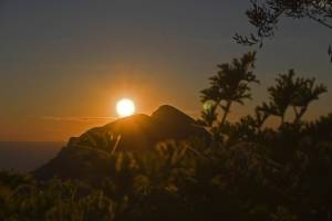 sunset pelekas 2 - Places for an amazing sunset in Corfu!
