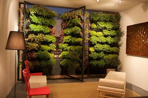 porta sacada horta 01 Portas de sacada transformadas em horta vertical