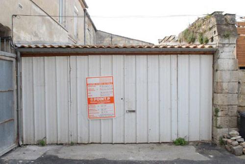 garagem casa 02 Garagem de 40 m² transformada em uma casa moderna