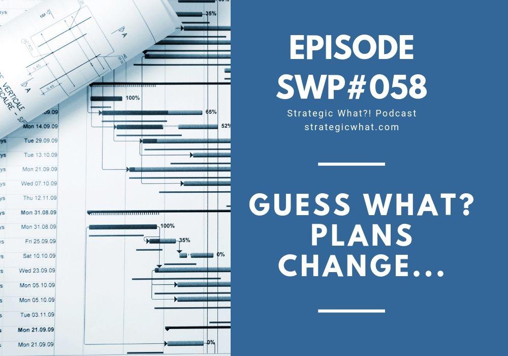 Strategic What Podcast - Rodrigo Caetano