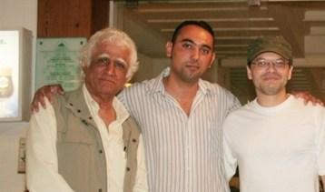 Rodrigodraw, Ziraldo e Marc Campos