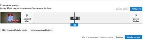 Trucos Adsense para YouTube