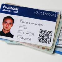 Crear un DNI para recuperar cuenta bloqueada de Facebook