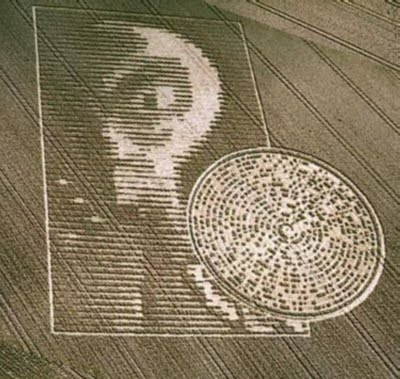 Crabwood Alien Crop Circle
