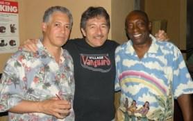 With Dave Spinozza & Ralph McDonald