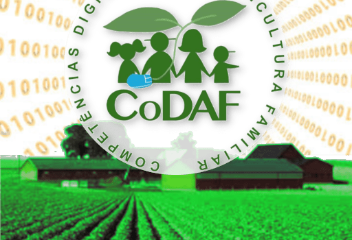 Logotipo do CoDAF