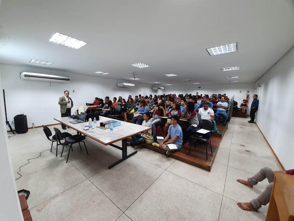 Lecture by Prof. Dr. Armando Manuel Barreiros Malheiro da Silva
