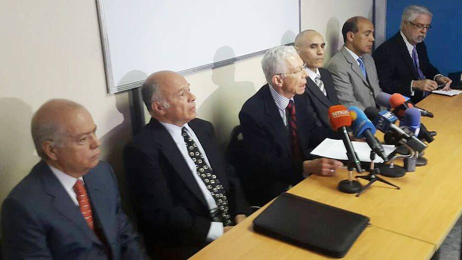 Profesores de Derecho Penal denuncian a Magistrados de la Sala Constitucional en Venezuela