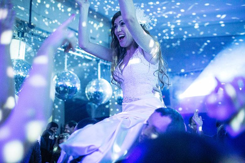 Fotos de casamiento en Estancia Carabassa