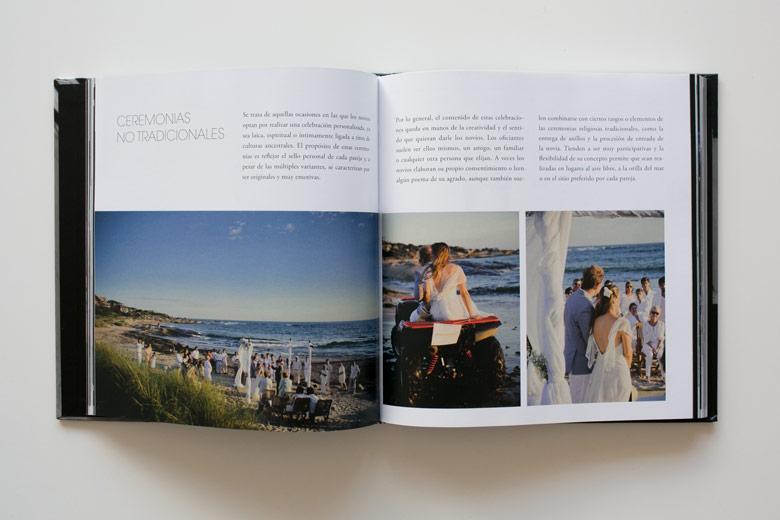 Rodriguez Mansilla Fotografos en libro Arquitectura de una Boda de Barbara Diez