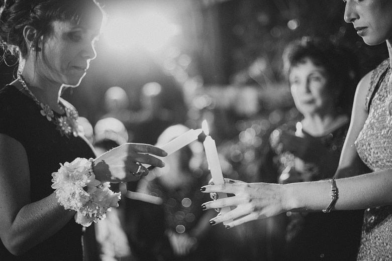 Ceremonia diferente de boda