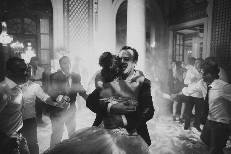 Foto de casamiento vintage