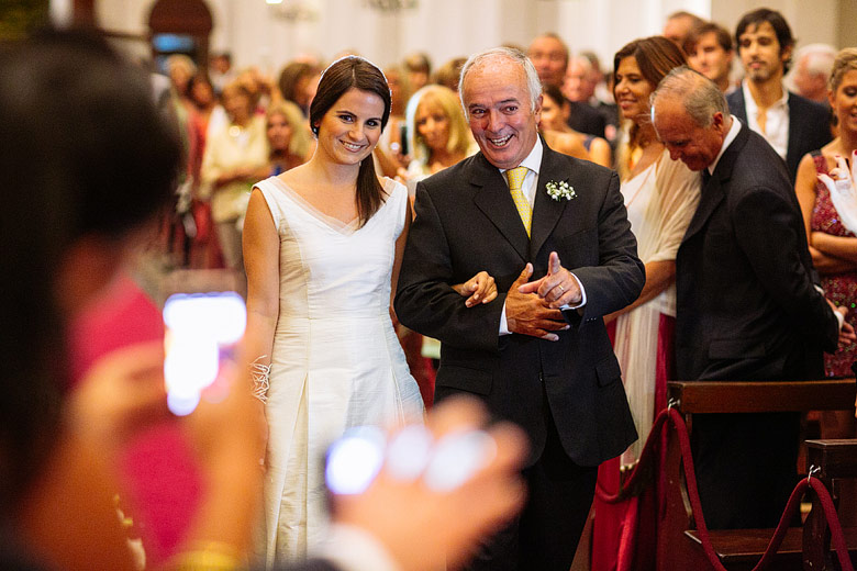 boda en parroquia san ignacio de loyola