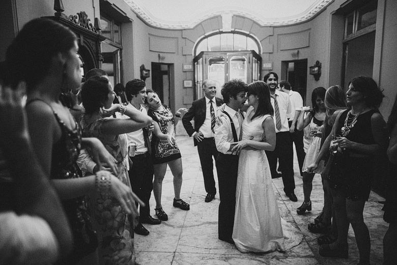 casamiento original en casa guerrero