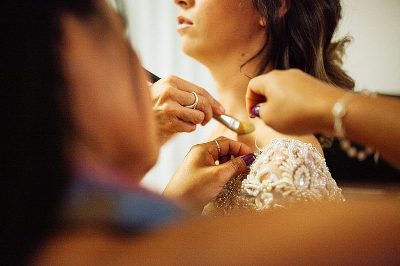 Vestido de novia Sole Zimmer