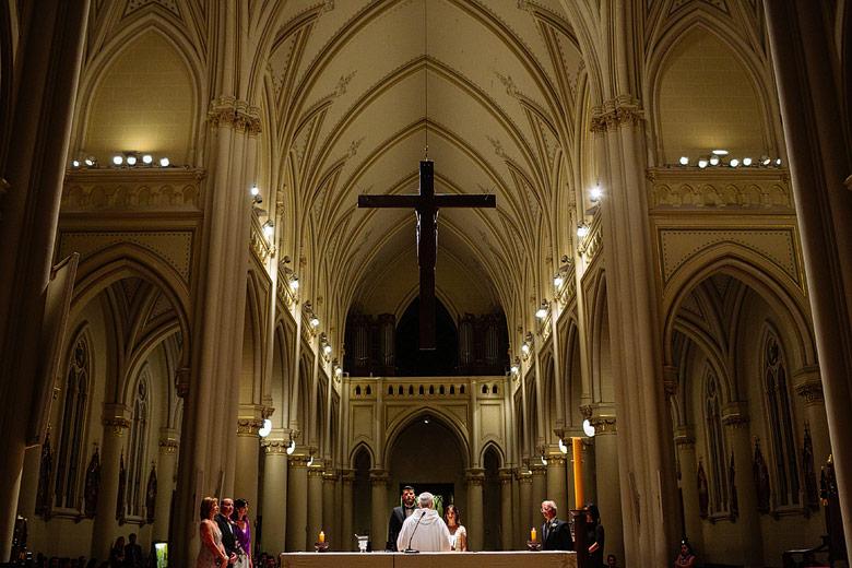 Fotografo de boda catedral de san isidro