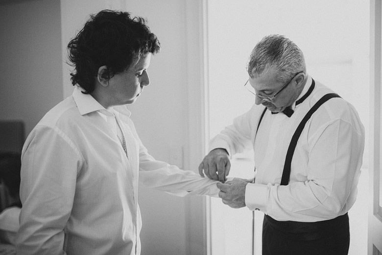 foto intima de casamiento