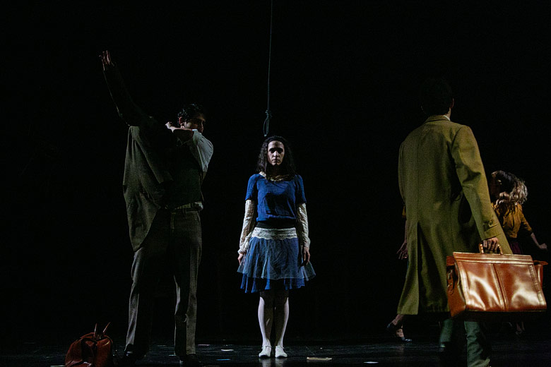 fotografia de autor en teatro