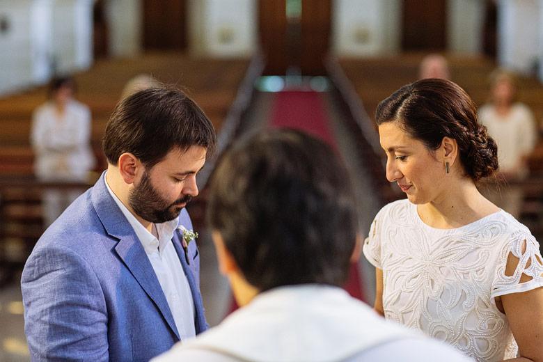 boda intima en la parroquia santa elena
