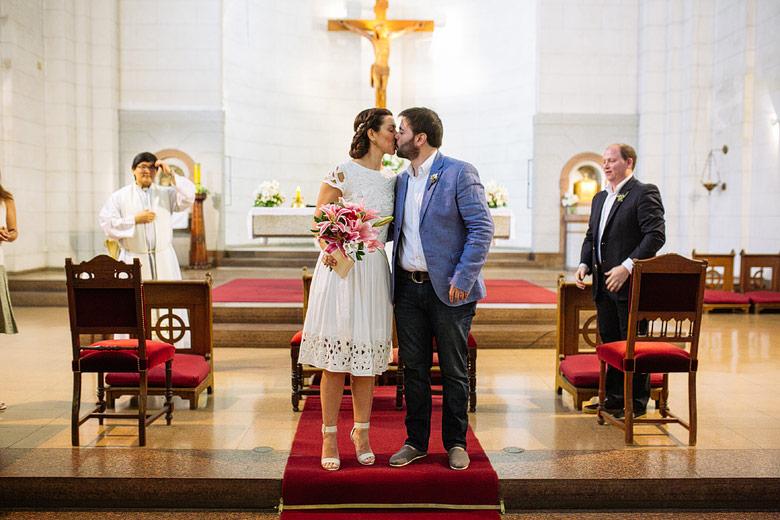 fotos de casamientos en la parroquia santa elena