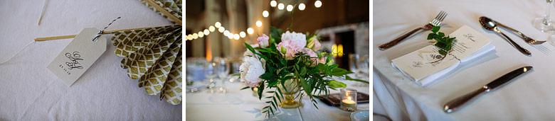 ambientacion de casamiento en el palacio sans souci por Flores del Fresno