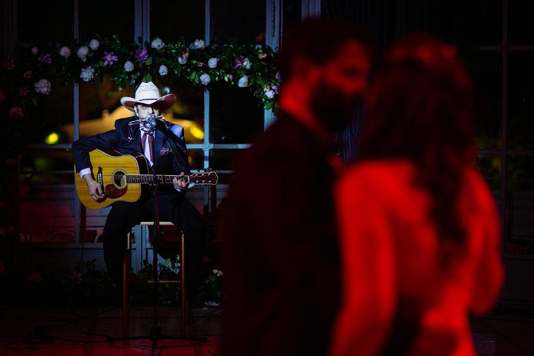 show de musica country en casamiento