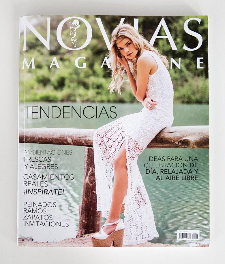 Revista Novias Magazine Noviembre 2015