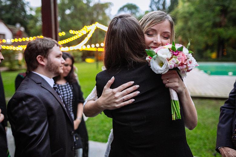 casamiento de dia hortensias