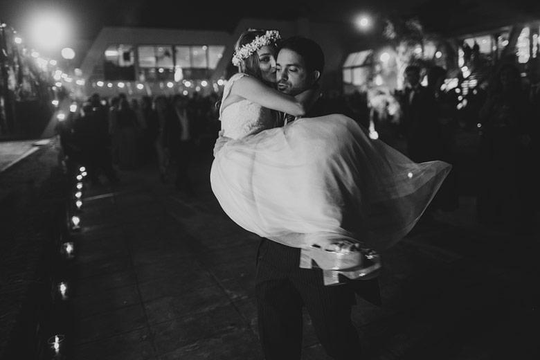 fotos de casamiento naturales