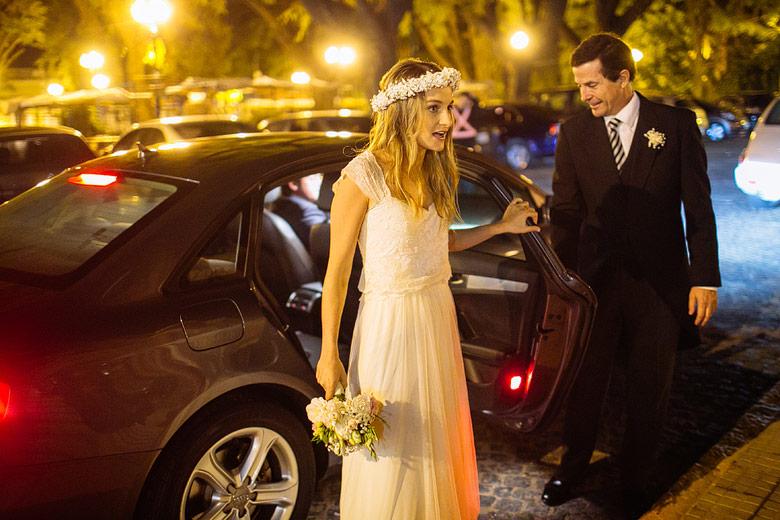 vestido de casamiento Inés Duggan