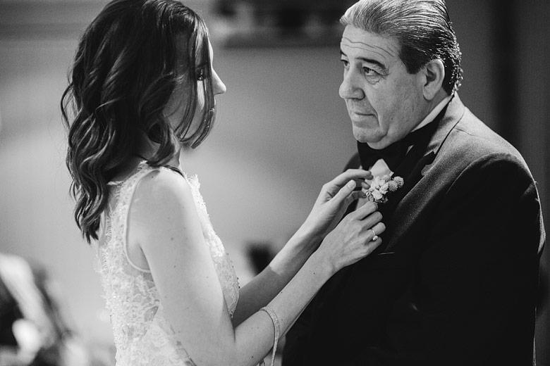 foto de casamiento sin posar