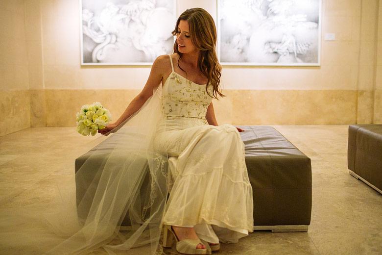 fotos de novia en el palacio duhau
