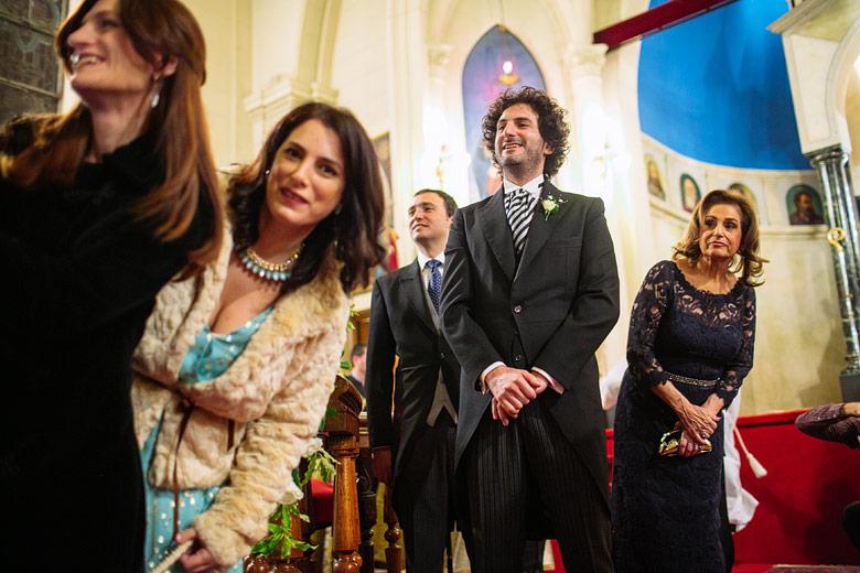 casamiento en Iglesia San Gregorio El Iluminador
