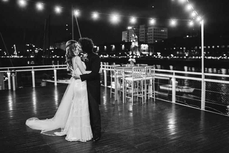 fotos de casamiento en el YCPM