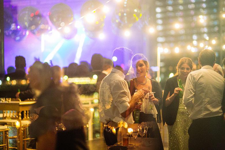 casamientos de noche en el yacht club puerto madero
