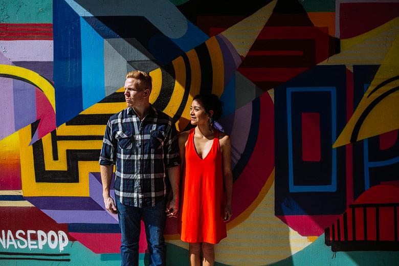 graffiti couple photo shoot buenos aires