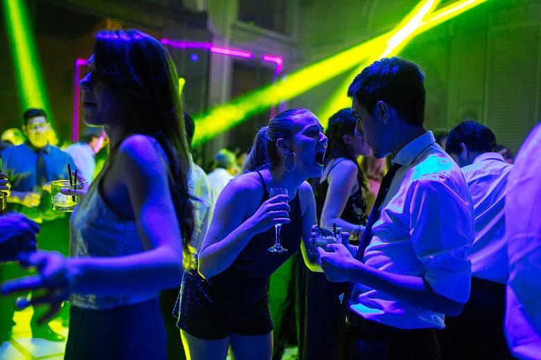 fotos baile palacio sans souci