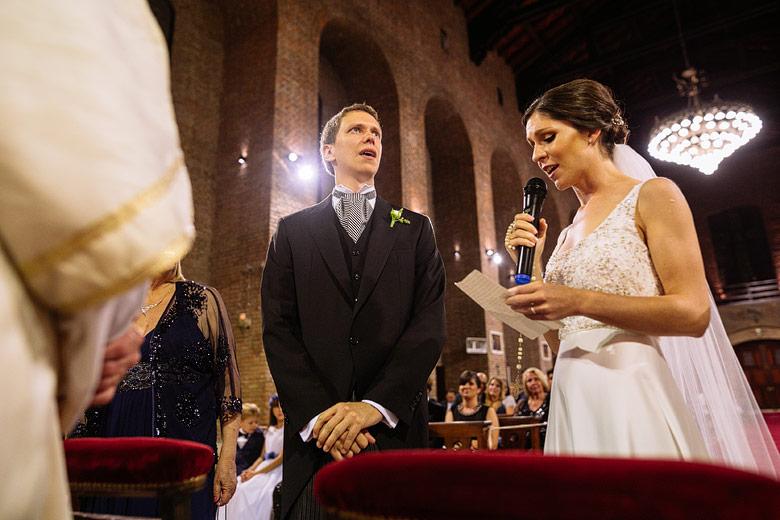 ceremonia casamiento por iglesia
