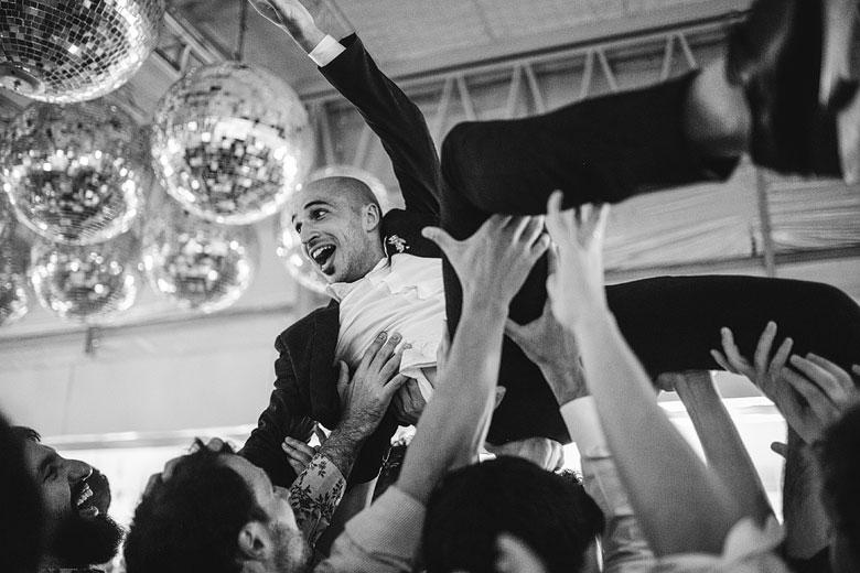 tanda de baile judia en quinta los diez