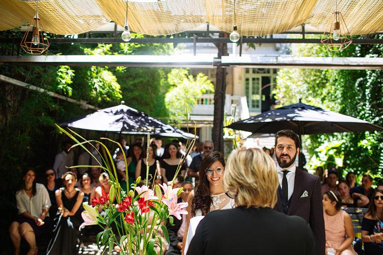 boda en milion bar