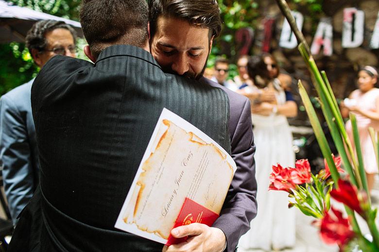 fotos casamientos originales