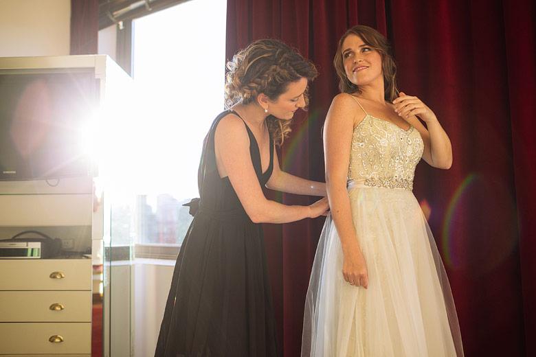 fotografo de casamiento hotel faena