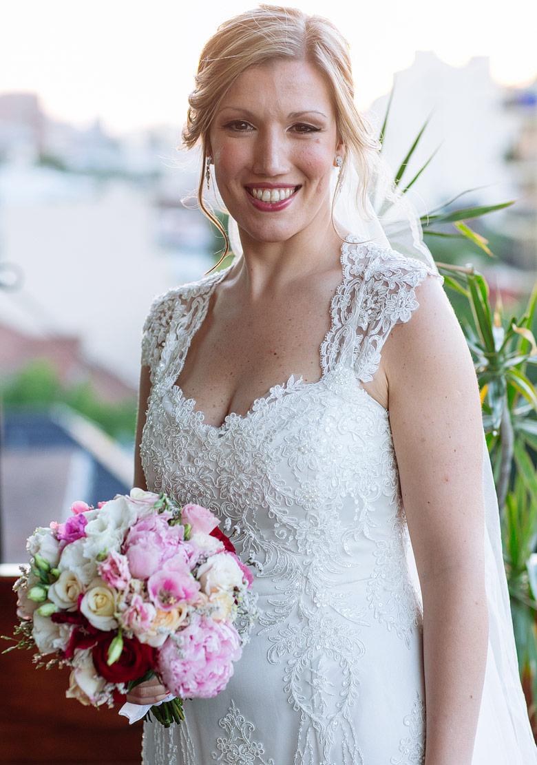 Vestido de novia Laurencio Adot