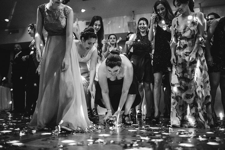 fotos no tradicionales de bodas